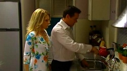 Izzy Hoyland, Paul Robinson in Neighbours Episode 4805