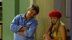 Joe Mangel, Sky Mangel in Neighbours Episode 4818