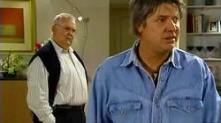 Harold Bishop, Joe Mangel in Neighbours Episode 4818