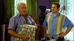 Lou Carpenter, Toadie Rebecchi in Neighbours Episode 4818