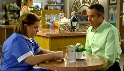 Bree Timmins, Karl Kennedy in Neighbours Episode 4937