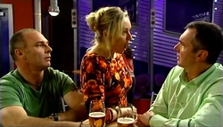Kim Timmins, Janelle Timmins, Karl Kennedy in Neighbours Episode 4937