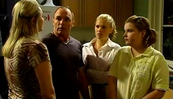 Janelle Timmins, Kim Timmins, Janae Timmins, Bree Timmins in Neighbours Episode 4942