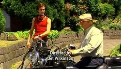 Robert Robinson, Harold Bishop in Neighbours Episode 4943