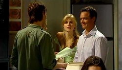 Robert Robinson, Elle Robinson, Paul Robinson in Neighbours Episode 4943