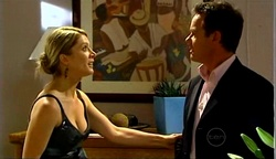 Izzy Hoyland, Paul Robinson in Neighbours Episode 4972