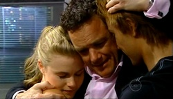 Elle Robinson, Paul Robinson, Robert Robinson in Neighbours Episode 4972