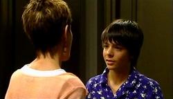 Susan Kennedy, Zeke Kinski in Neighbours Episode 4973