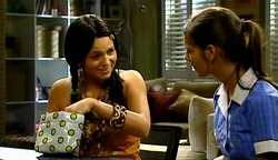 Sky Mangel, Rachel Kinski in Neighbours Episode 4975