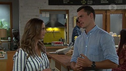 Amy Williams, Jack Callaghan in Neighbours Episode 7598