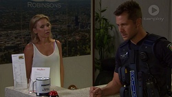 Steph Scully, Mark Brennan in Neighbours Episode 7598