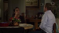 Yashvi Rebecchi, Toadie Rebecchi in Neighbours Episode 7598