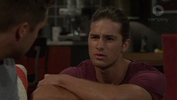 Mark Brennan, Tyler Brennan in Neighbours Episode 7598