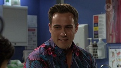 Aaron Brennan in Neighbours Episode 7599