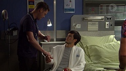 Will Dampier, David Tanaka in Neighbours Episode 7599