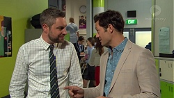 Wayne Baxter, Finn Kelly in Neighbours Episode 7599