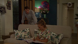 Gary Canning, Xanthe Canning in Neighbours Episode 7600