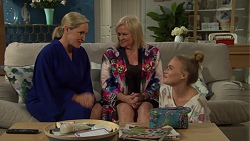 Brooke Butler, Sheila Canning, Xanthe Canning in Neighbours Episode 7601