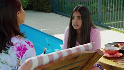 Dipi Rebecchi, Kirsha Rebecchi in Neighbours Episode 7601