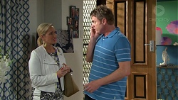 Brooke Butler, Gary Canning in Neighbours Episode 7601