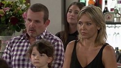 Toadie Rebecchi, Nell Rebecchi, Steph Scully in Neighbours Episode 7601