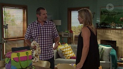 Toadie Rebecchi, Steph Scully in Neighbours Episode 7601