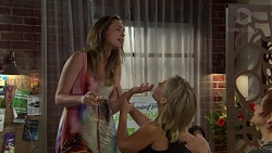 Sonya Mitchell, Steph Scully, Susan Kennedy in Neighbours Episode 7601