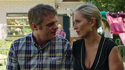 Gary Canning, Brooke Butler in Neighbours Episode 7602
