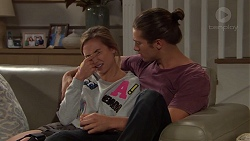 Piper Willis, Tyler Brennan in Neighbours Episode 7602