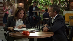 Terese Willis, Paul Robinson in Neighbours Episode 7603