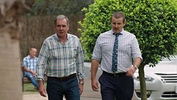 Karl Kennedy, Toadie Rebecchi in Neighbours Episode 7603
