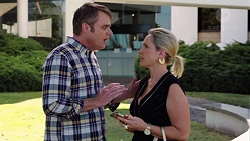 Gary Canning, Brooke Butler in Neighbours Episode 7603