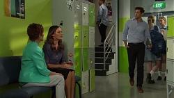 Susan Kennedy, Elly Conway, Finn Kelly in Neighbours Episode 7603