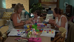 Steph Scully, Nell Rebecchi, Sonya Mitchell in Neighbours Episode 7603