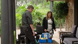 Gary Canning, Terese Willis in Neighbours Episode 7604