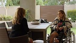 Terese Willis, Piper Willis in Neighbours Episode 7604