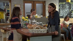 Paige Novak, Elly Conway in Neighbours Episode 7604