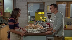 Paige Novak, Jack Callaghan in Neighbours Episode 7604
