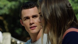 Jack Callaghan, Paige Novak in Neighbours Episode 7604