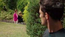 Susan Kennedy, Terese Willis, Finn Kelly in Neighbours Episode 7604