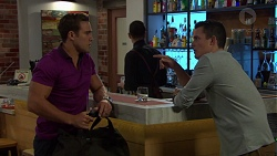 Aaron Brennan, Jack Callaghan in Neighbours Episode 7605