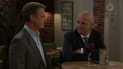 Paul Robinson, Tim Collins in Neighbours Episode 7605