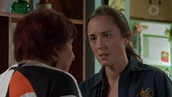 Angie Rebecchi, Sonya Mitchell in Neighbours Episode 7606