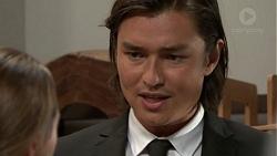 Leo Tanaka in Neighbours Episode 7607