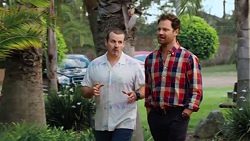 Toadie Rebecchi, Shane Rebecchi in Neighbours Episode 7607