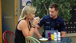 Steph Scully, Mark Brennan in Neighbours Episode 7607