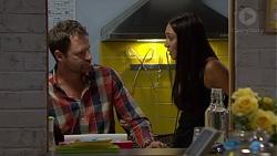 Shane Rebecchi, Mishti Sharma in Neighbours Episode 7607