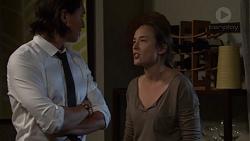Leo Tanaka, Sonya Mitchell in Neighbours Episode 7607