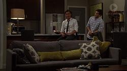 Leo Tanaka, David Tanaka in Neighbours Episode 7607