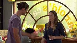 Tyler Brennan, Sonya Rebecchi in Neighbours Episode 7608